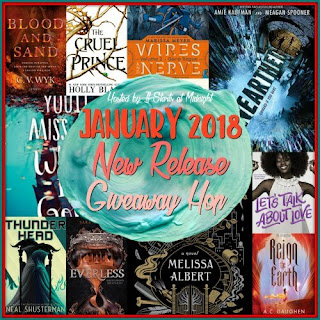 January New Release Giveaway!