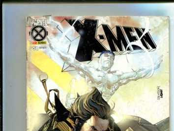Resenha X-Men nº54