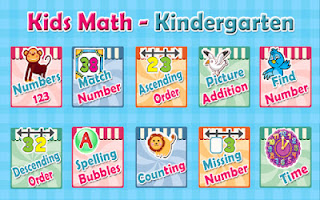Kids Math - Kindergarten