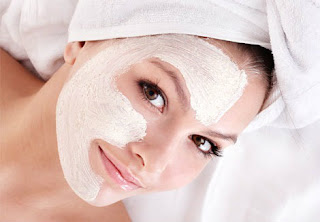 peeling facial natural