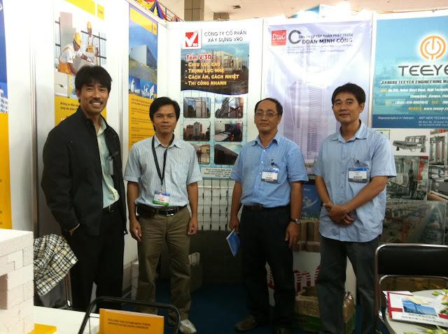 Thạc sỹ Hoàng Thắng tham gia hội thảo Quốc tế