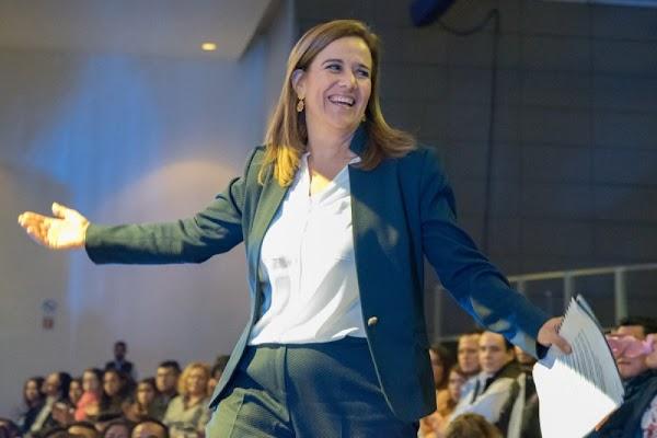 Renuncie al PAN y sere Presidenta como independiente: Margarita Zavala r