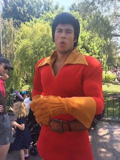Gaston Disneyland