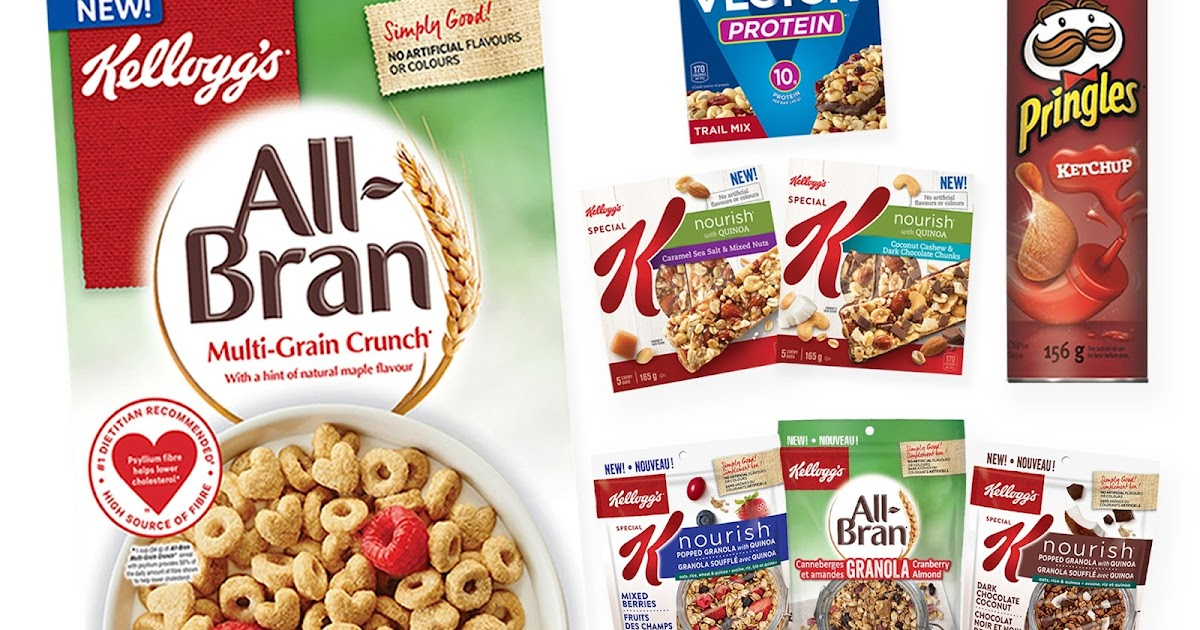 learn to be a mom kellogg canada and new products for the