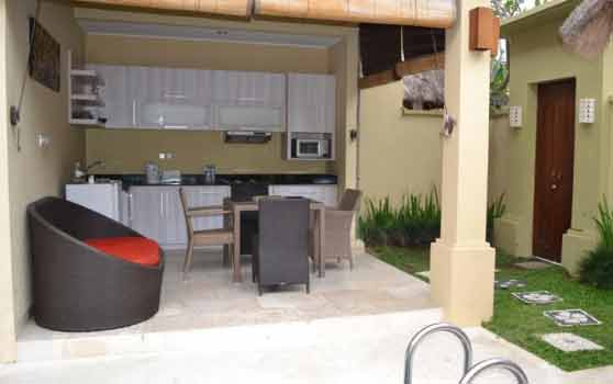 Dapur Outdoor untuk Rumah Tipe 36 - Beri Mardiansyah