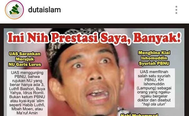 Turun Gunun, Ustadz Felix Siauw Ajak Warganet Report Akun Duta Islam Yang Fitnah Ustadz Abdul Somad