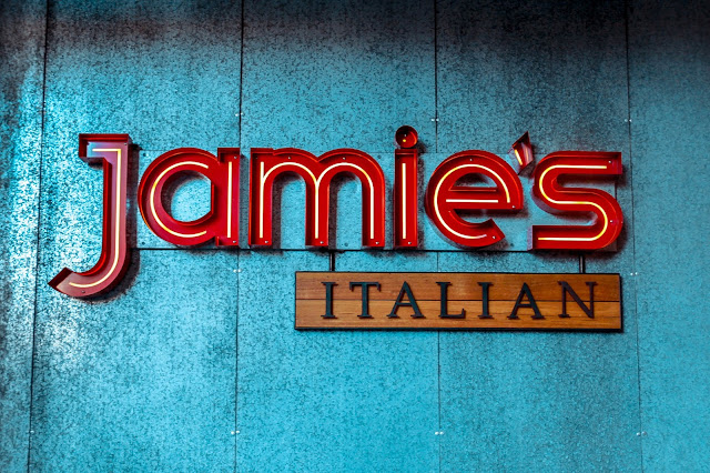 Jamie's Italian @ Perth, Western Australia 澳洲 澳大利亞 西澳