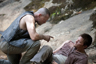 Merle and Daryl in Season Two of The Walking Dead