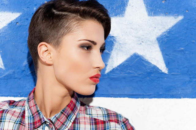 Penataan Model Rambut Pendek Wanita Terbaru