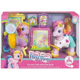 MLP Toola-Roola Accessory Playsets Arts & Crafts With Toola-Roola G3 Pony