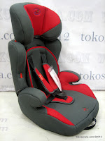 4 Junior Foldable Baby Car Seat