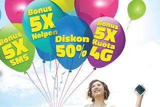Promo Paket Internet XL Super Maret Murah