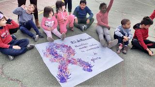 Día Internacional de la Eliminación de la Violencia contra la Mujer, 25 de noviembre