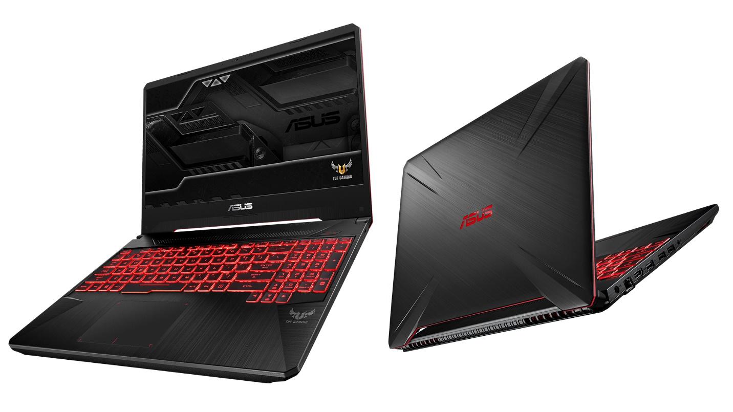 ASUS TUF Gaming FX505 dan FX705, Laptop Gaming Tangguh Berstandar Militer    Didno76.com