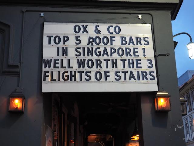 Ox & Co Singapur