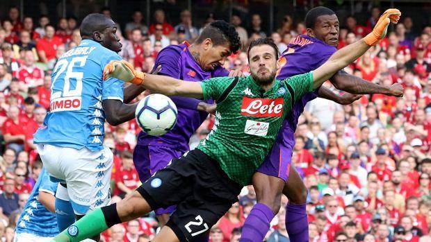 Prediksi Champions League Napoli VS Liverpool 18 September 2019