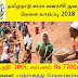 Vellore TNRD Recruitment 2018-54 Panchayat Secretaries Posts - Apply Now