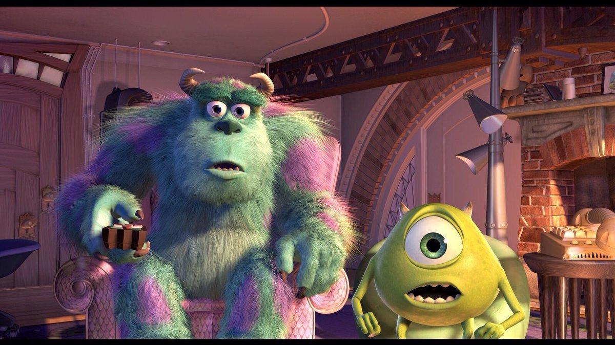 Monsters Inc Movie Photos