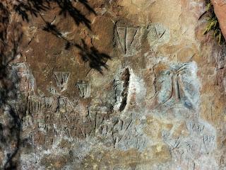 Inscrições Rupestres Indígenas, em Urubici