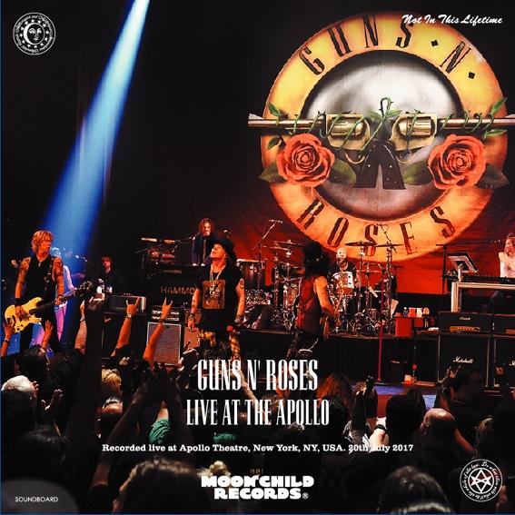 Guns N' Roses - 2017-07-20 - Apollo Theatre, New York City (Soundboard) Carpeta