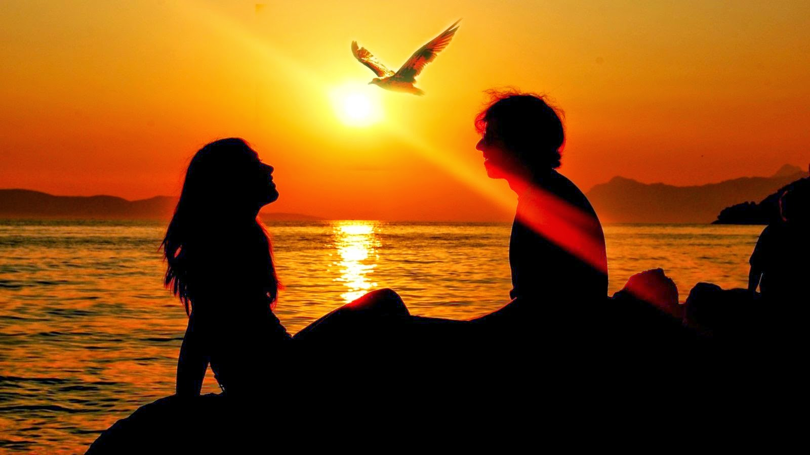 Romantic Pictures The Sunset Love Wallpaper Picture Gallery