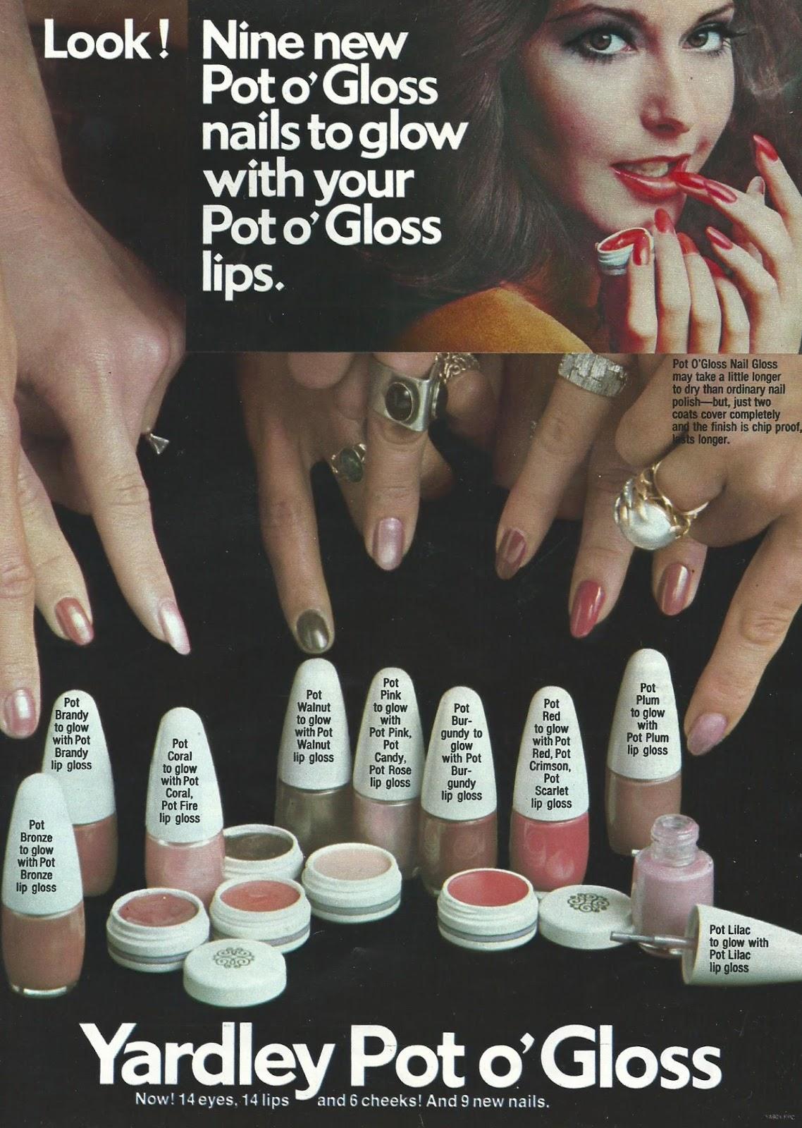 Nail Polish 70s - Creative Touch
