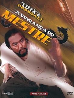 A Vingança do Mestre - DVDRip Dublado