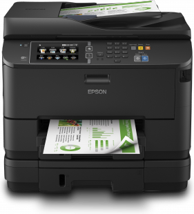 Epson WorkForce Pro WF-4640DTWF Printer Driver Download