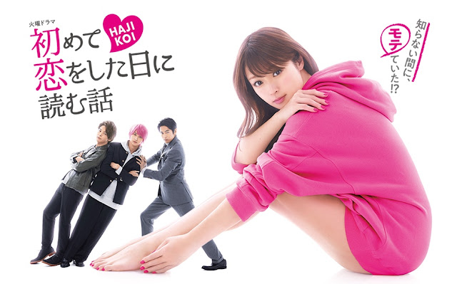 Sinopsis A Story to Read When You First Fall in Love (Drama Jepang) 2019