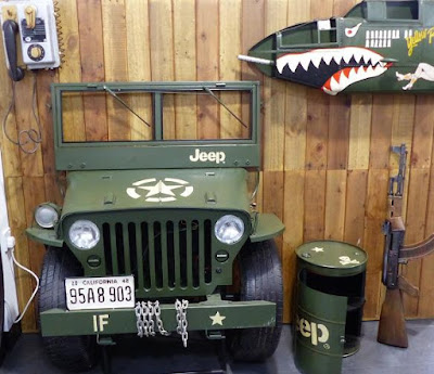 Jeep Storage Trunk