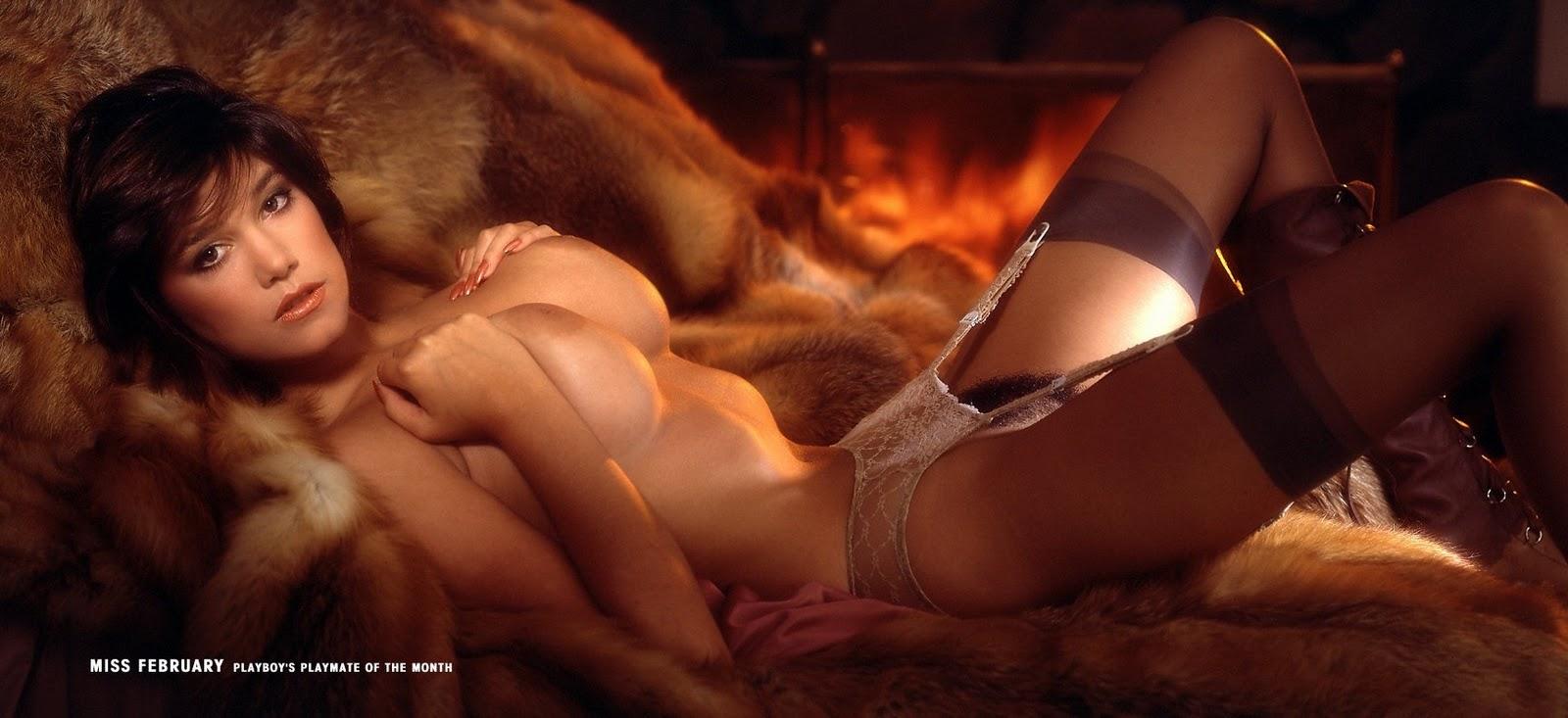 nude centerfolds Vintage playboy