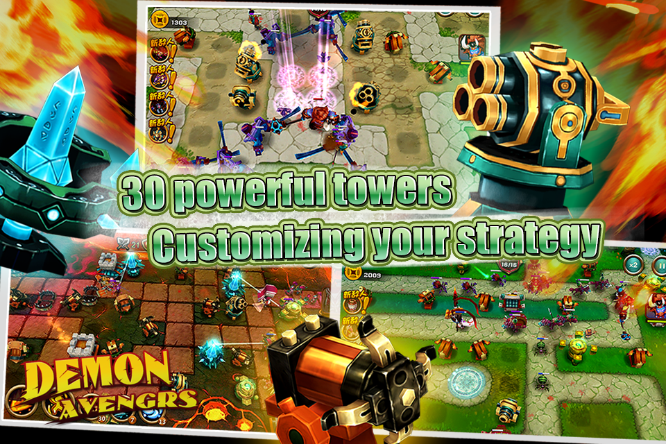 Demons score the v1 2 full (apk+data) | DRAGON SLAYER Mod