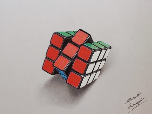 16-Rubik's-Cube-Graphic-Designer-Illustrator-Marcello-Barenghi-Hyper-Realistic-Every-Day-Items-www-designstack-co