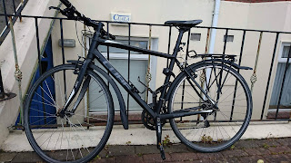 Stolen Bicycle - Cube Road SL