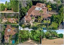 Miley Cyrus House Toluca Lake