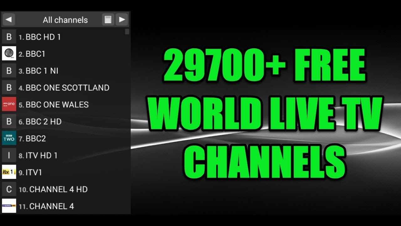 WATCH FREE CABLE TV LIVE IPTV ON ALL DEVICES THIS ONE IS A WINNER