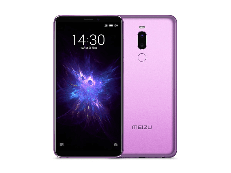 The Meizu Note 8 in Pink!