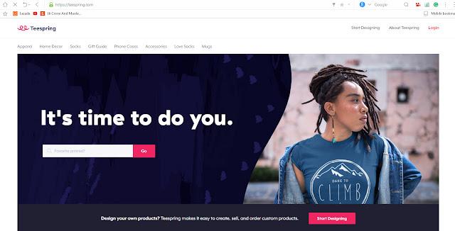 teespring.com