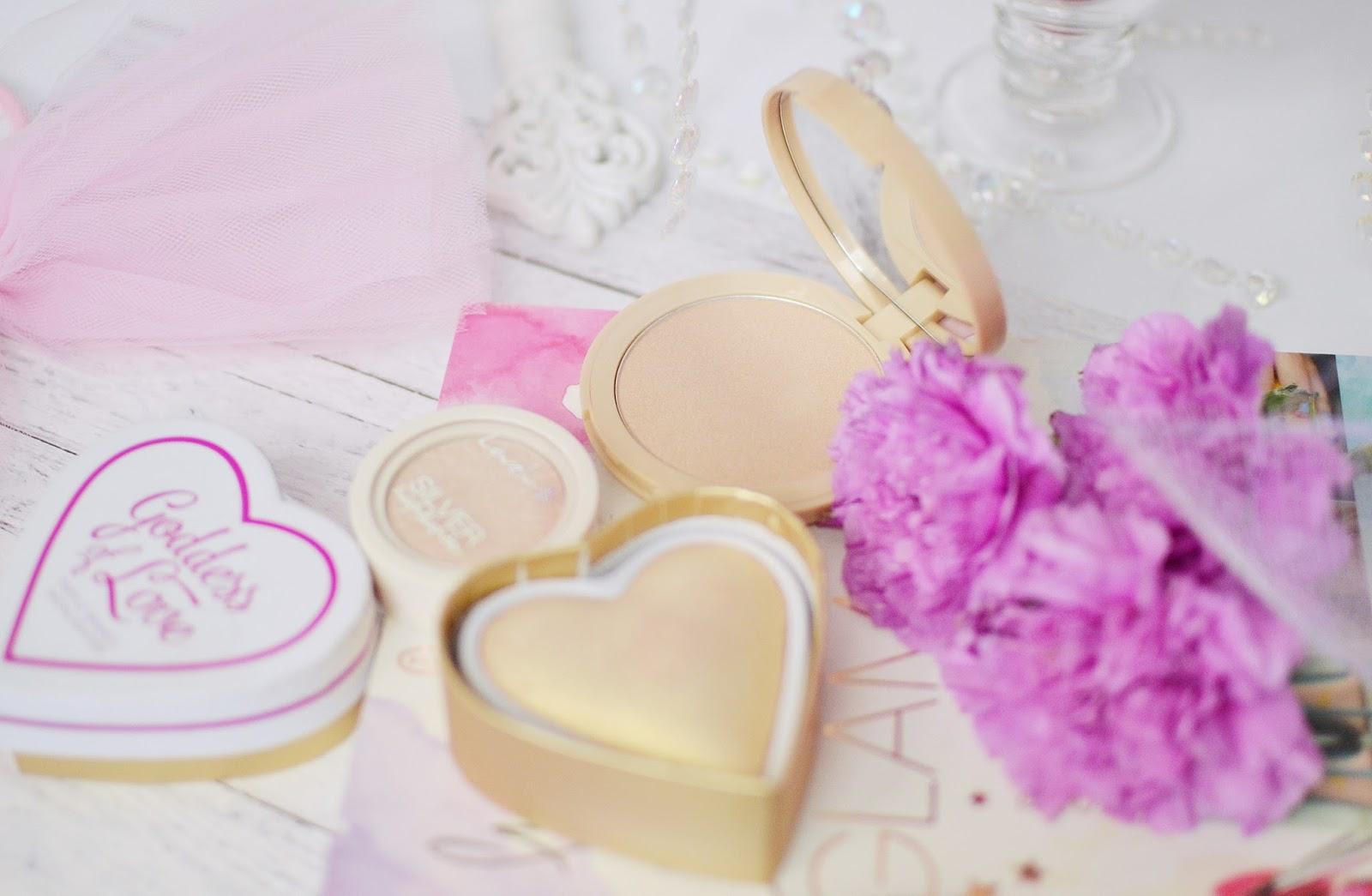 najlepsze rozświetlacze z drogerii drogeryjne kosmetyki