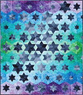 Free pattern day! Star Quilts (part 2)