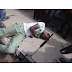See photo:Corps member found unconscious on roadside in Lagos