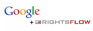Google and Rightsflow image from Bobby Owsinski's Music 3.0 blog