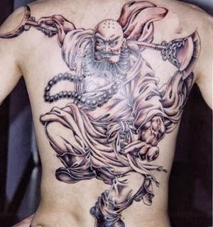 Imagens De Tatuagens Masculinas Nas Costas
