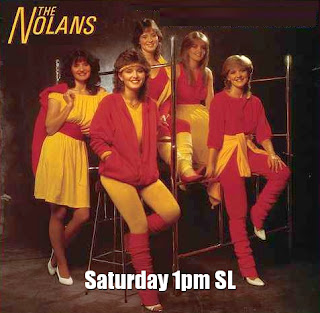 The%2BNolans Premiere: The Nolans in Concert, on Saturday