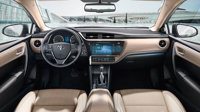Novo Toyota Corolla 2018 Flex: informações