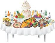 Свадебный стол в разных странах