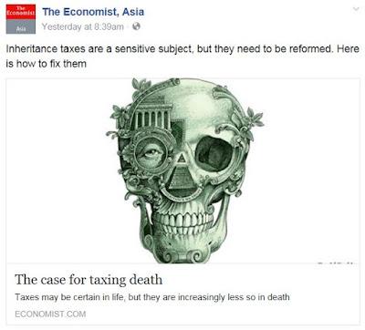 http://www.economist.com/news/leaders/21731626-case-taxing-inherited-assets-strong-hated-tax-fair-one?fsrc=scn/fb/te/bl/ed/ahatedtaxbutafaironeinheritancetax