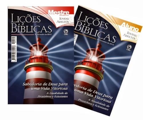CPAD TRIMESTRE BAIXAR ESCOLA REVISTA DOMINICAL 4