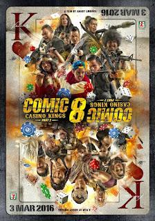 Comic 8: Casino Kings Part 2 (2016) HDRip