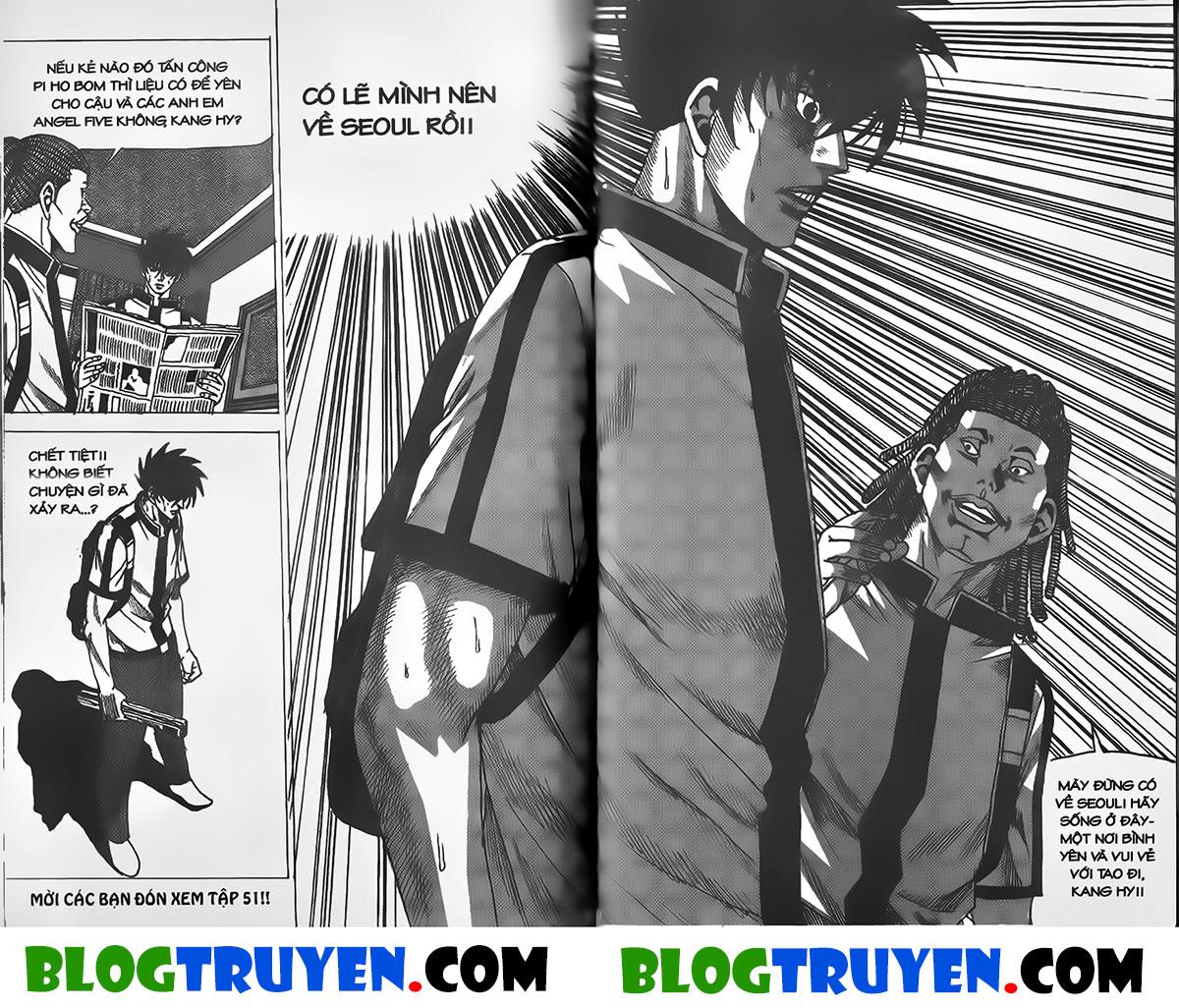 Bitagi - Anh chàng ngổ ngáo chap 350 trang 21